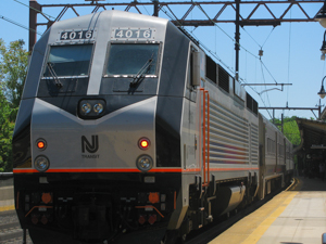 NJT locomotive photo